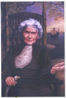 """Mary. 24"""" x 36"""" Oil on Canvas. $1,500 (1)"""