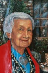 """Mary. 24"""" x 36"""" Oil on Canvas. (1)"""
